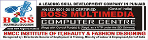 Boss Multimedia Computer Centre